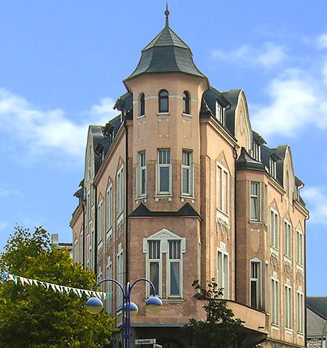 Hotel zum Buegeleisen